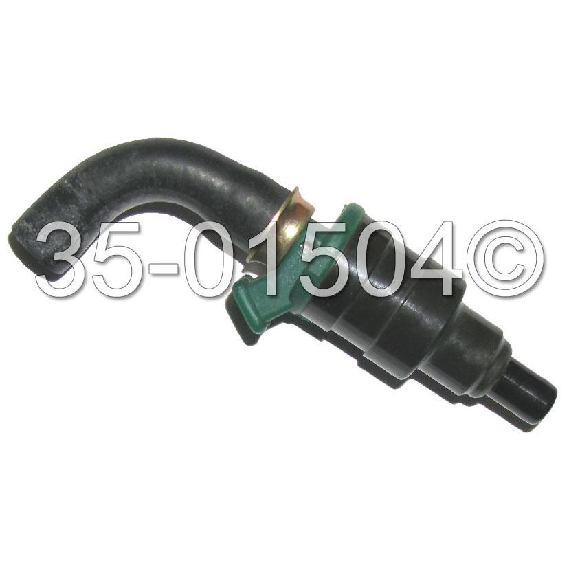 Porsche 914                            Fuel Injector