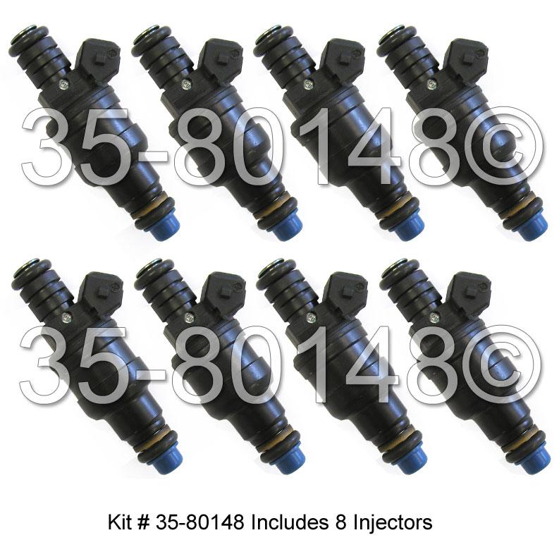 Audi V8 Quattro                     Fuel Injector SetFuel Injector Set