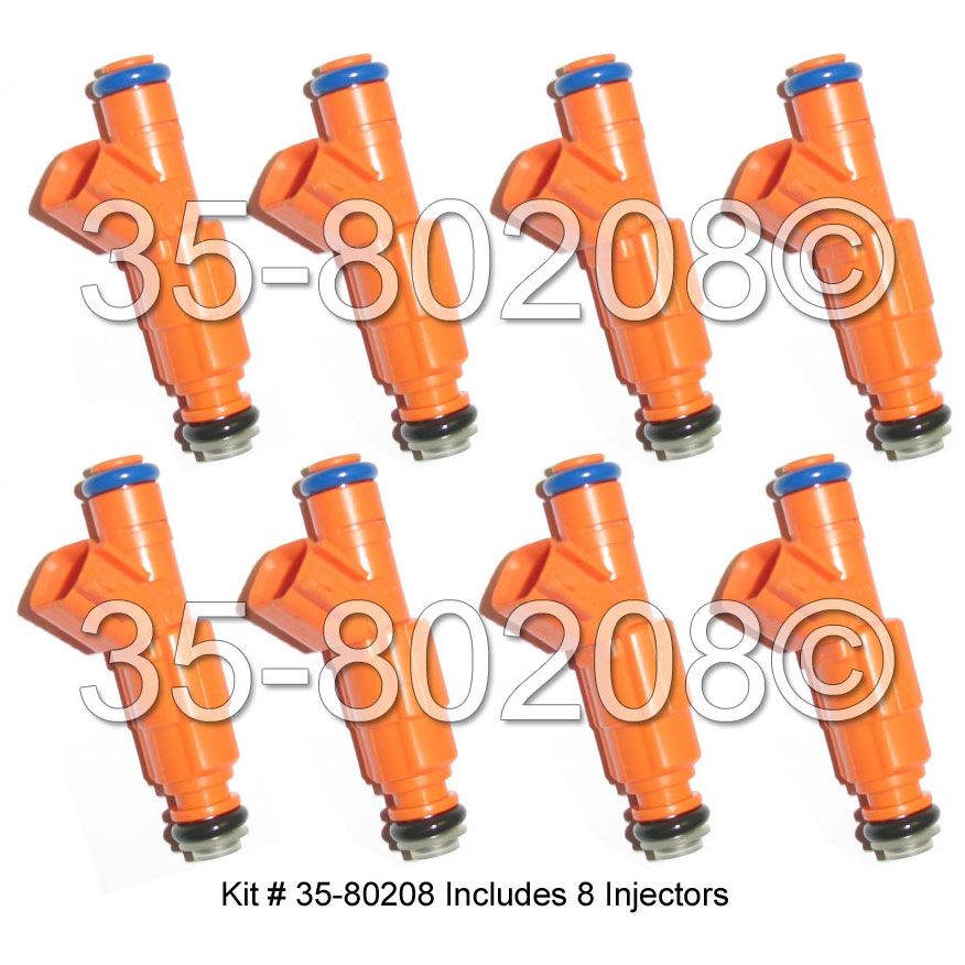 Ford Crown Victoria                 Fuel Injector SetFuel Injector Set