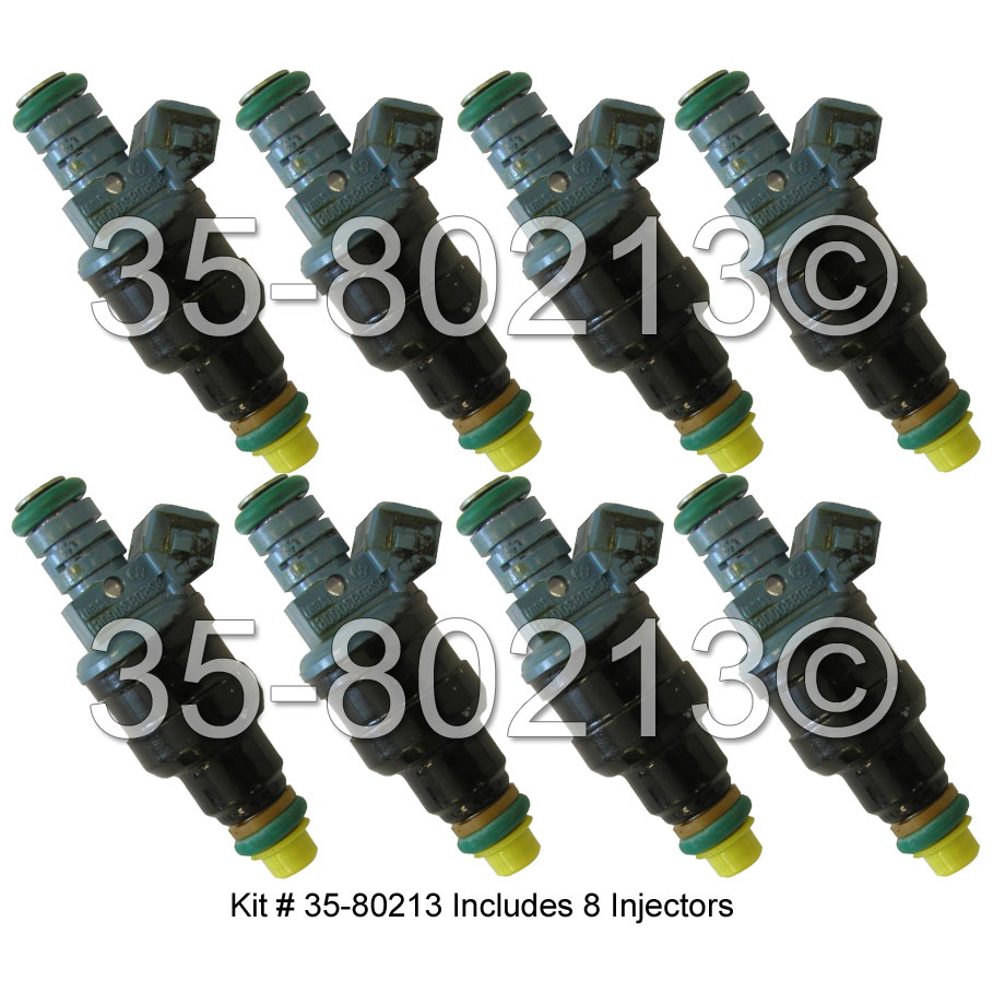 Ford F Series Trucks                Fuel Injector SetFuel Injector Set
