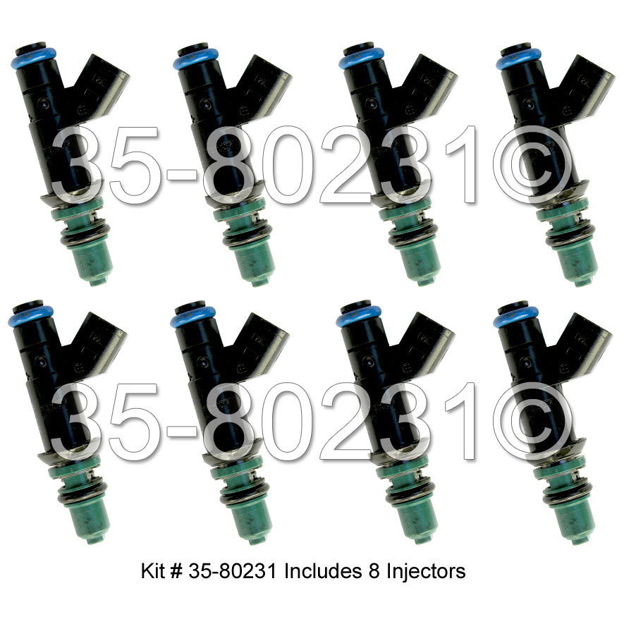 Ford Thunderbird                    Fuel Injector SetFuel Injector Set