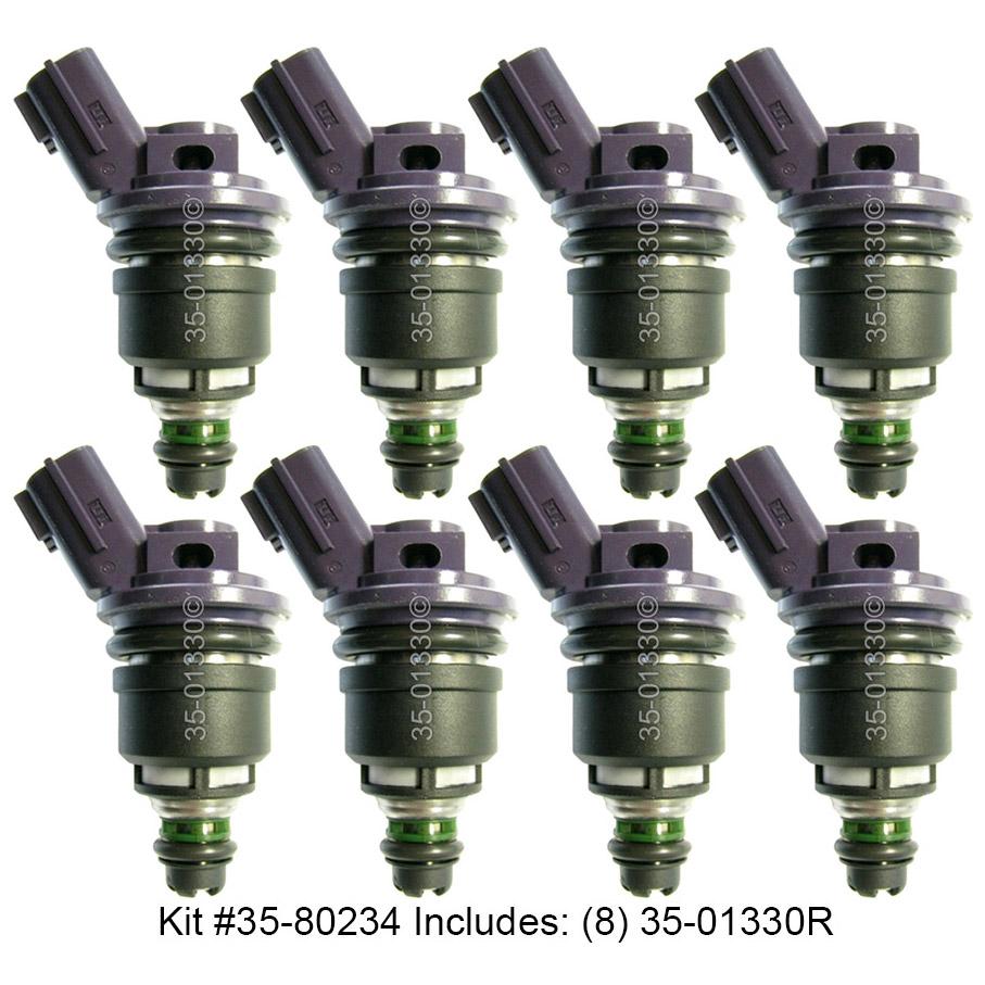 Infiniti Q45                            Fuel Injector SetFuel Injector Set