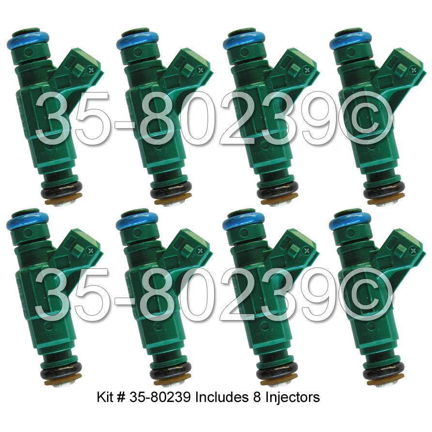 Land_Rover Range Rover                    Fuel Injector SetFuel Injector Set