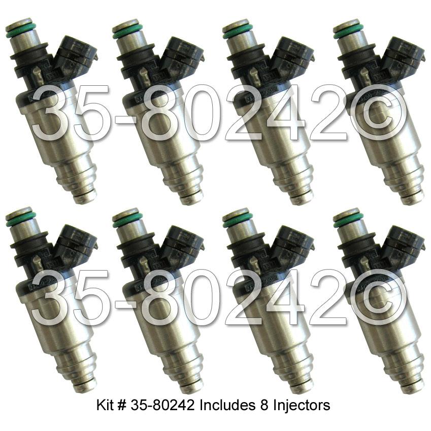 Lexus SC400                          Fuel Injector SetFuel Injector Set