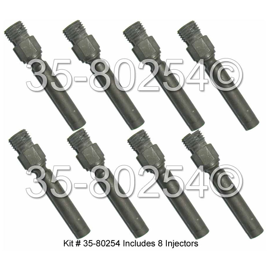 Mercedes_Benz 500SL                          Fuel Injector SetFuel Injector Set
