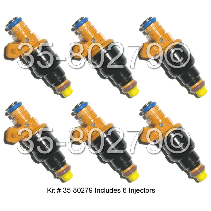 Alfa_Romeo 164                            Fuel Injector SetFuel Injector Set