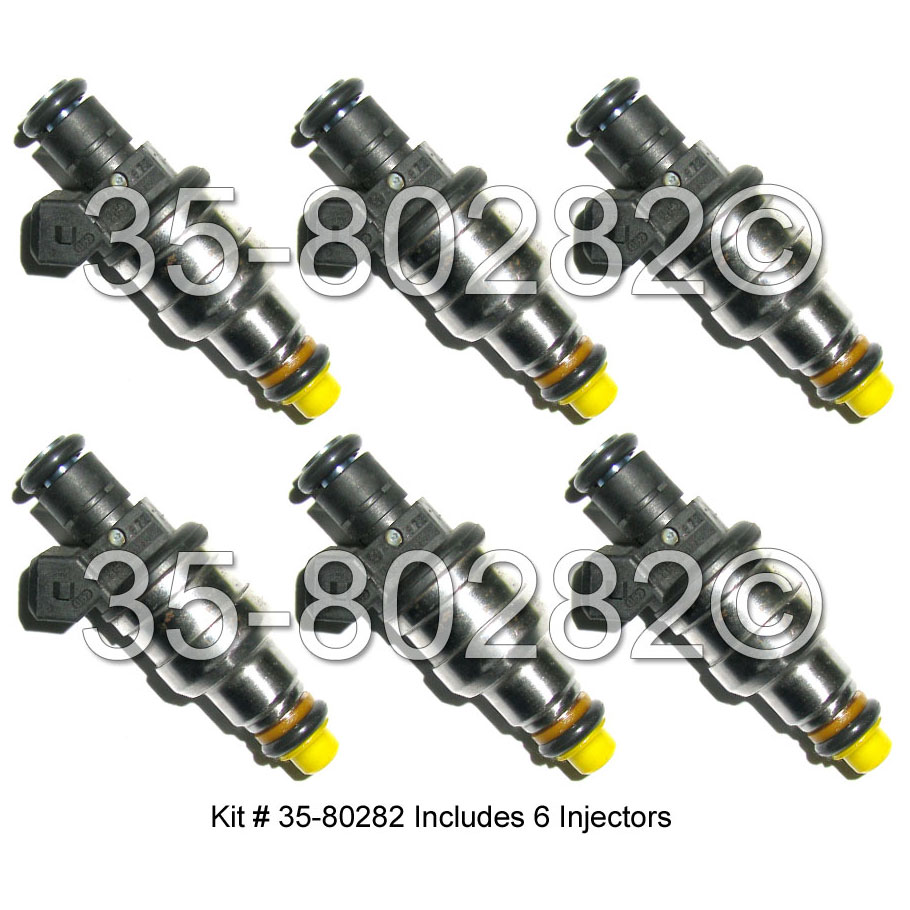 Audi A4                             Fuel Injector SetFuel Injector Set