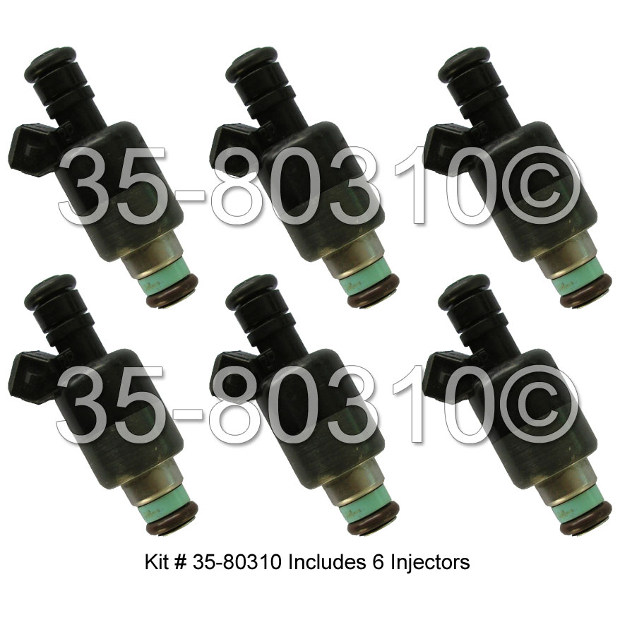 Oldsmobile Cutlass Ciera                  Fuel Injector SetFuel Injector Set