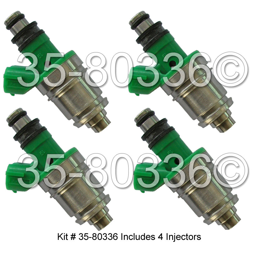 Chevrolet Tracker                        Fuel Injector SetFuel Injector Set