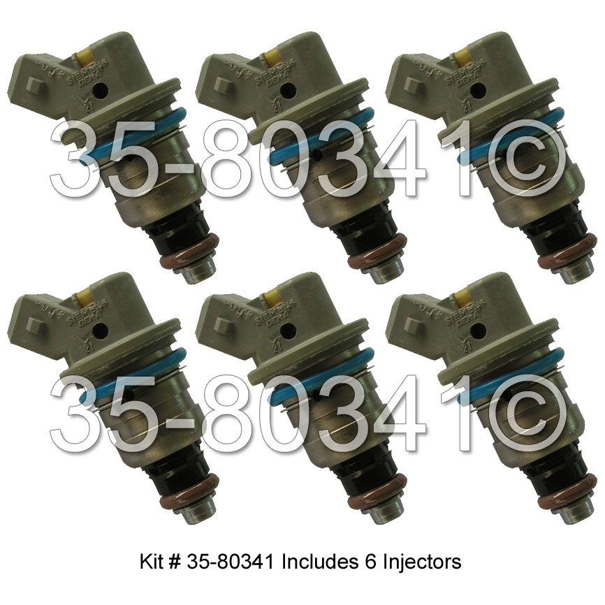 Chrysler LHS                            Fuel Injector SetFuel Injector Set