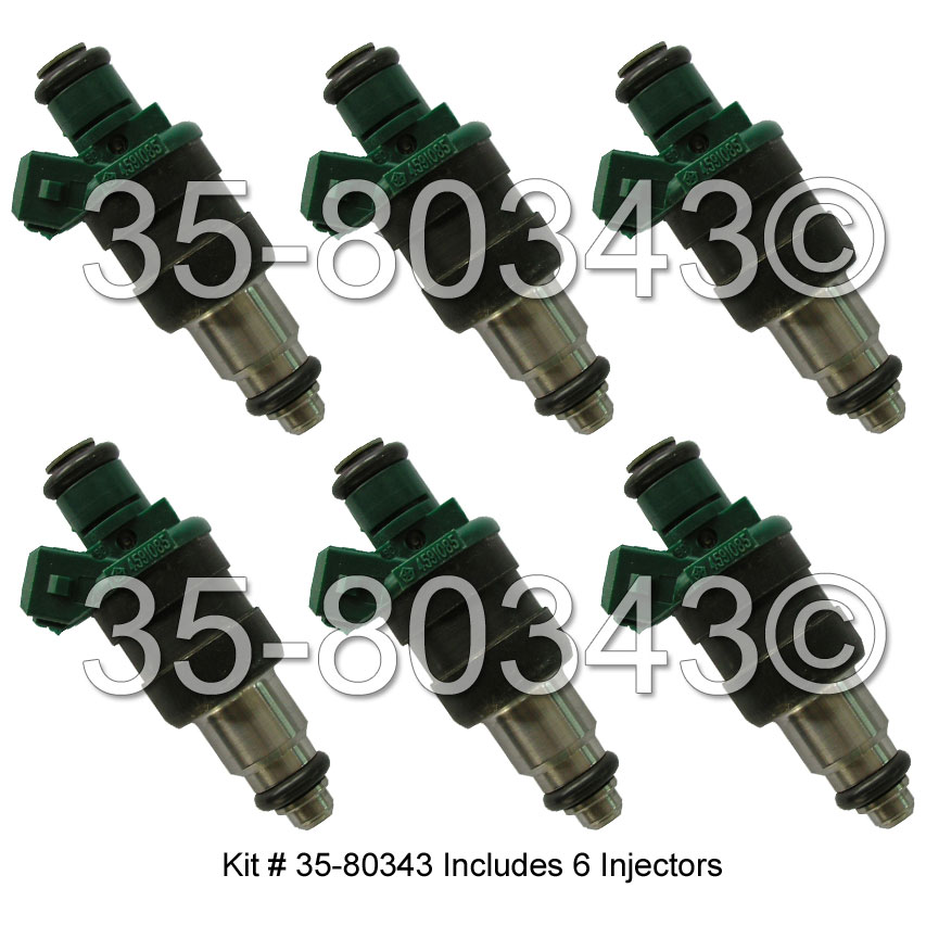 Eagle Vision                         Fuel Injector SetFuel Injector Set