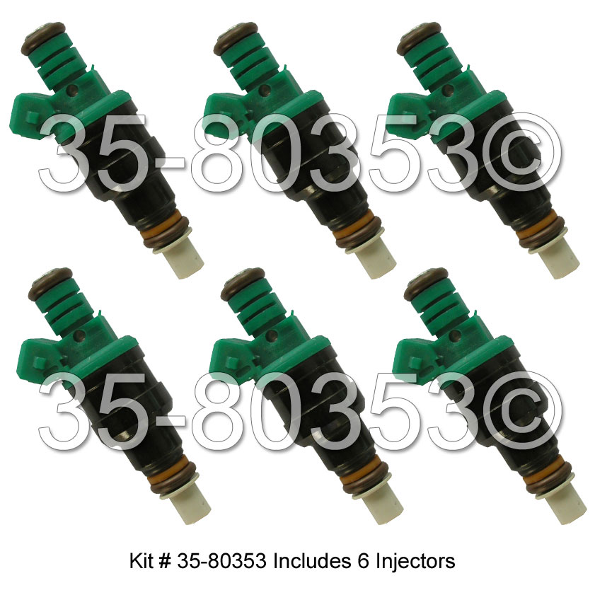 Dodge Spirit                         Fuel Injector SetFuel Injector Set