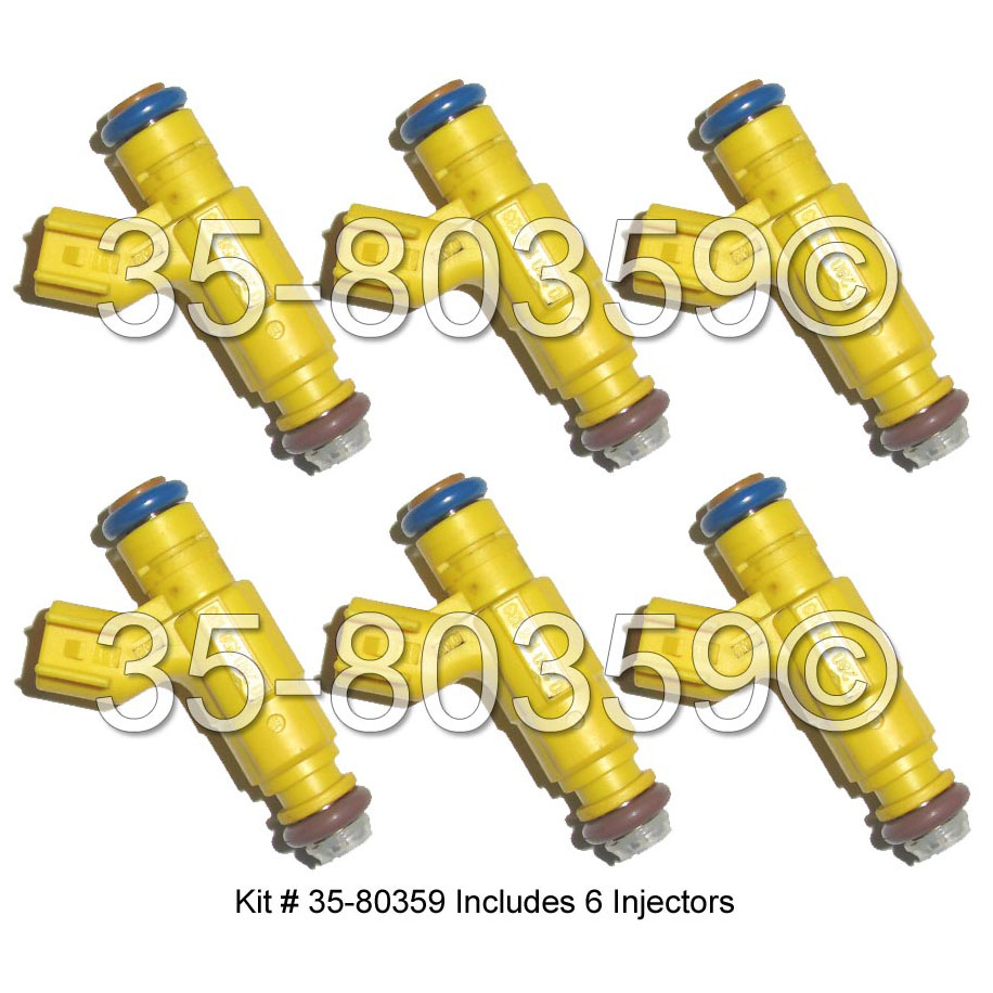 Dodge Stratus                        Fuel Injector SetFuel Injector Set