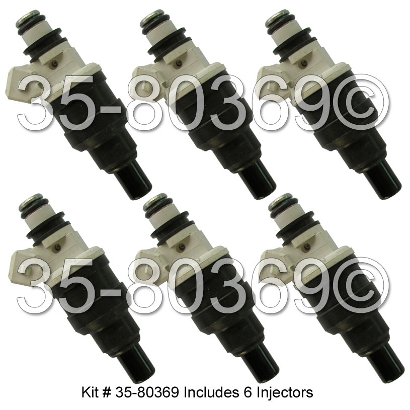 Mitsubishi Mighty Max                     Fuel Injector SetFuel Injector Set