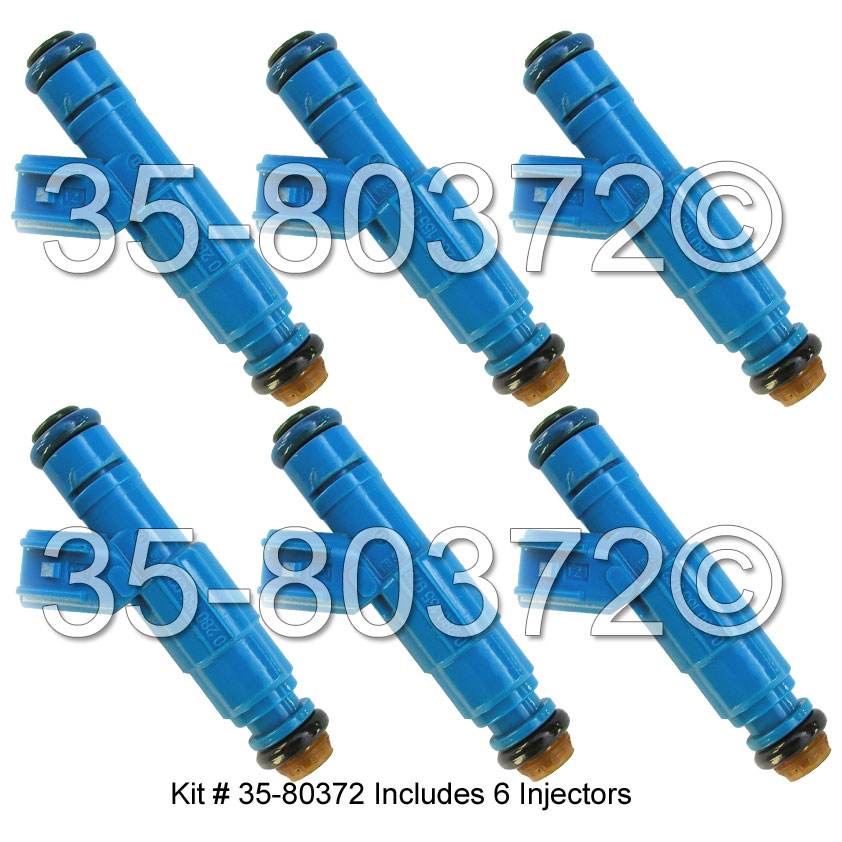Jeep Liberty                        Fuel Injector SetFuel Injector Set