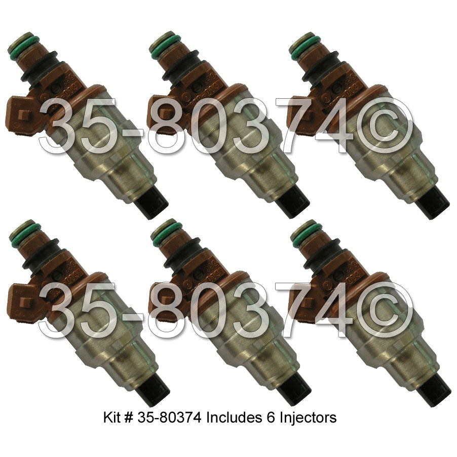 Dodge Stealth                        Fuel Injector SetFuel Injector Set