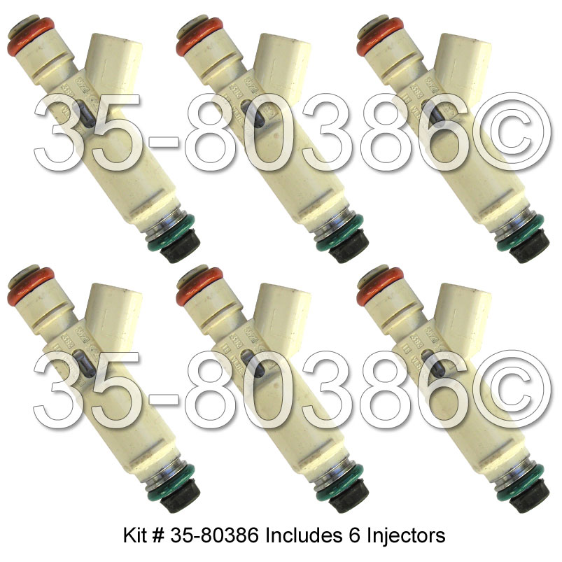 Mazda Tribute                        Fuel Injector SetFuel Injector Set