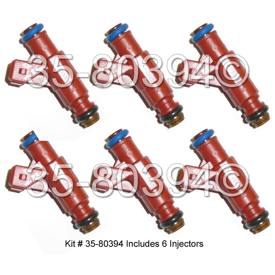 Mercury Mountaineer                    Fuel Injector SetFuel Injector Set