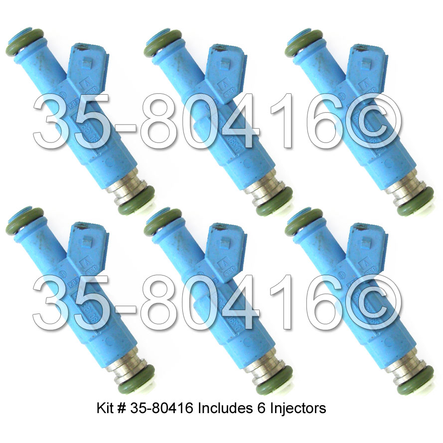 Ford Taurus                         Fuel Injector SetFuel Injector Set