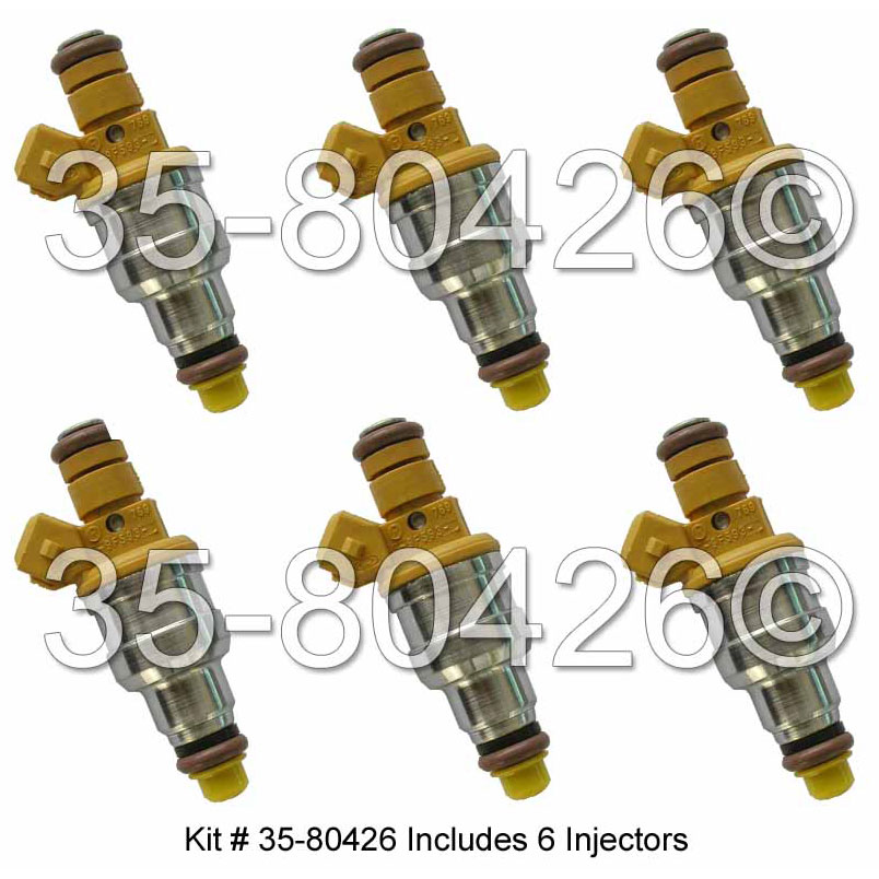 Ford Windstar                       Fuel Injector SetFuel Injector Set