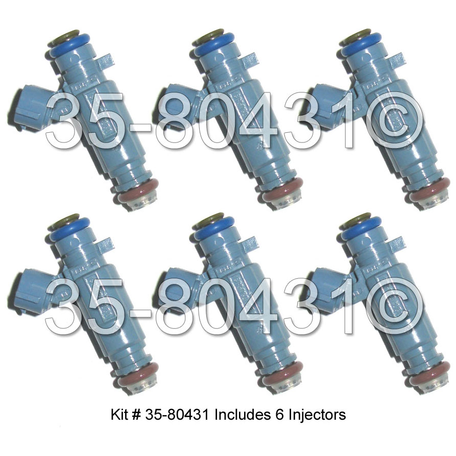 Kia Sorento                        Fuel Injector SetFuel Injector Set