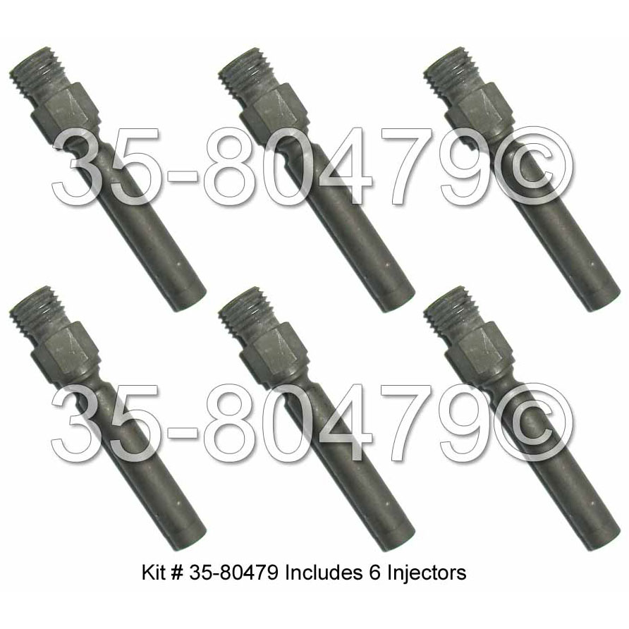 Mercedes_Benz 300SL                          Fuel Injector SetFuel Injector Set