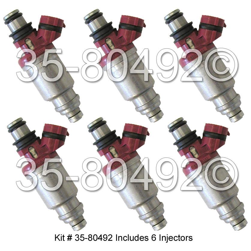 Mitsubishi Montero                        Fuel Injector SetFuel Injector Set