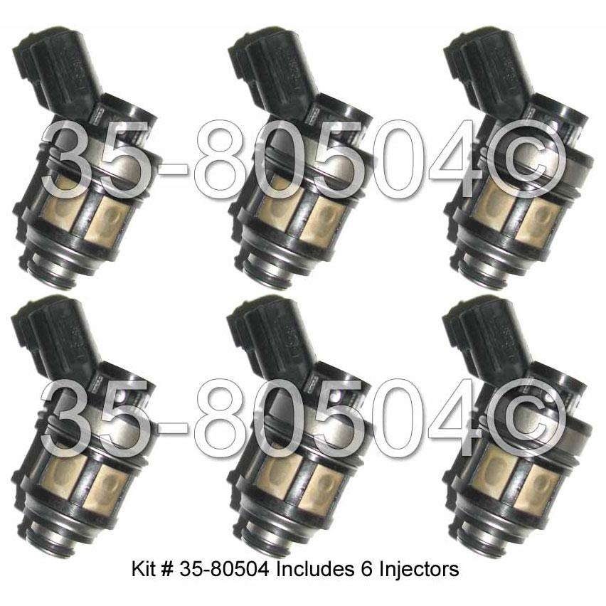 Nissan Frontier                       Fuel Injector SetFuel Injector Set