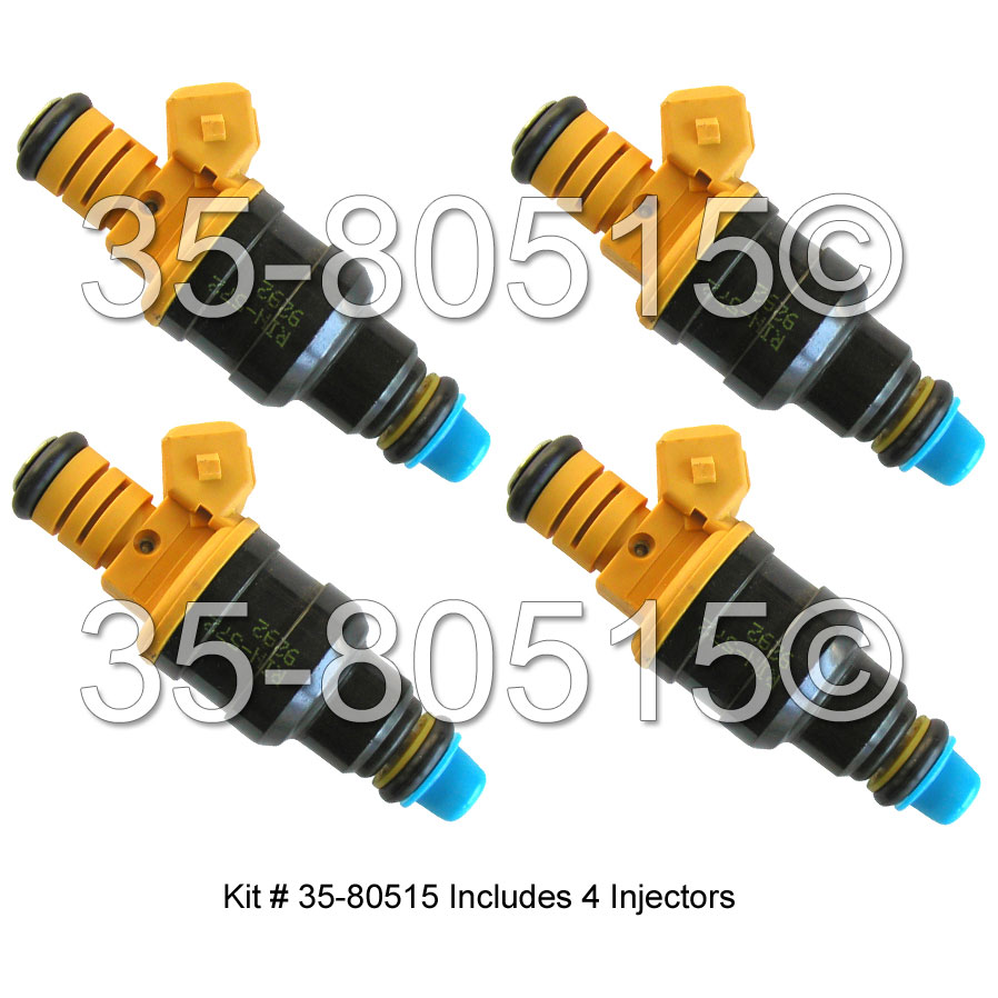 Porsche 911                            Fuel Injector SetFuel Injector Set