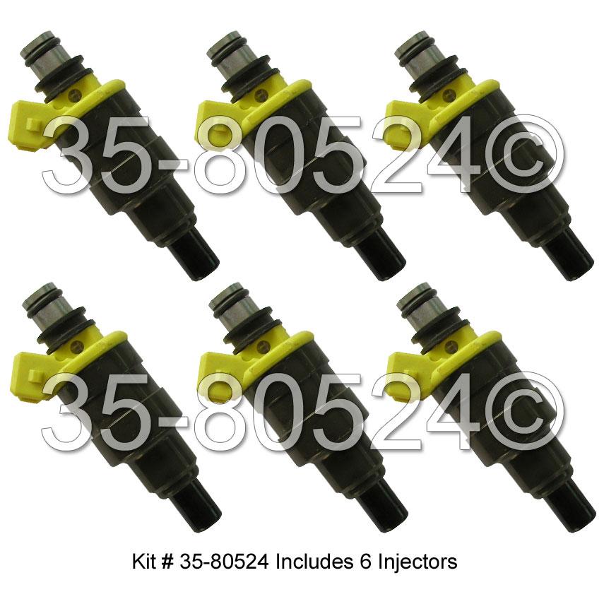 Subaru XT                             Fuel Injector SetFuel Injector Set