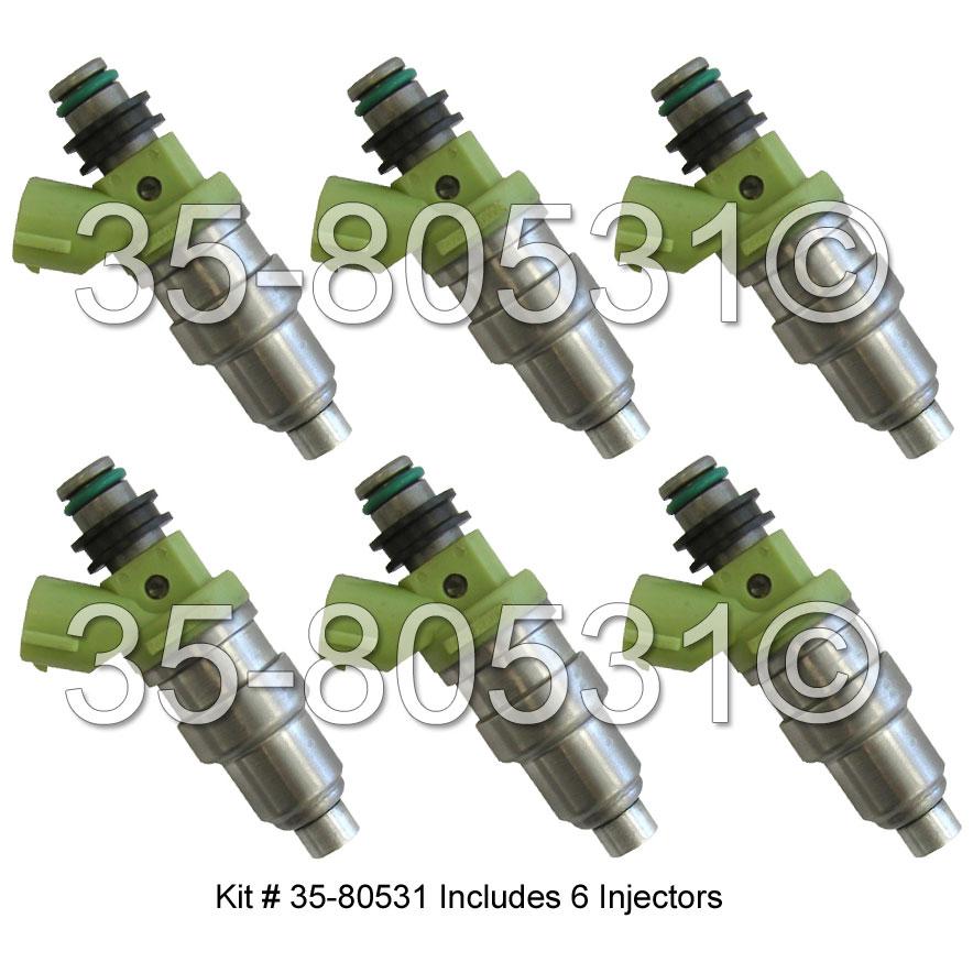 Toyota Cressida                       Fuel Injector SetFuel Injector Set