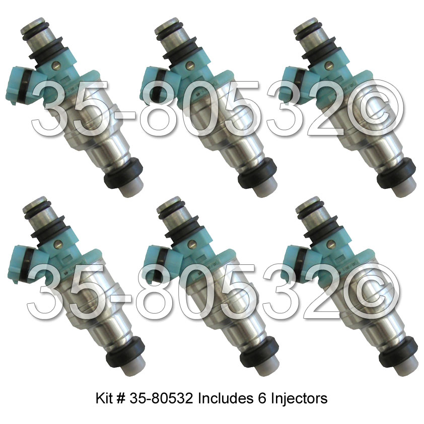 Toyota Landcruiser                    Fuel Injector SetFuel Injector Set