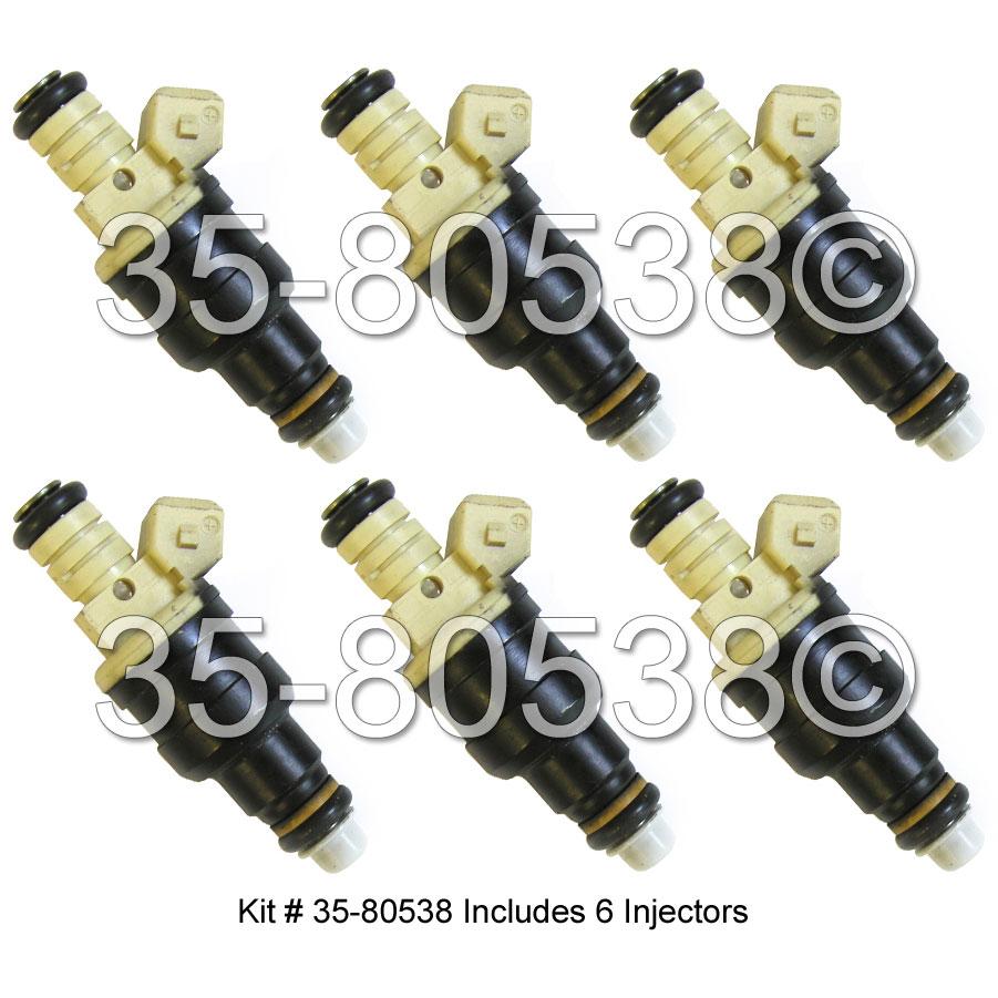 Volkswagen Passat                         Fuel Injector SetFuel Injector Set