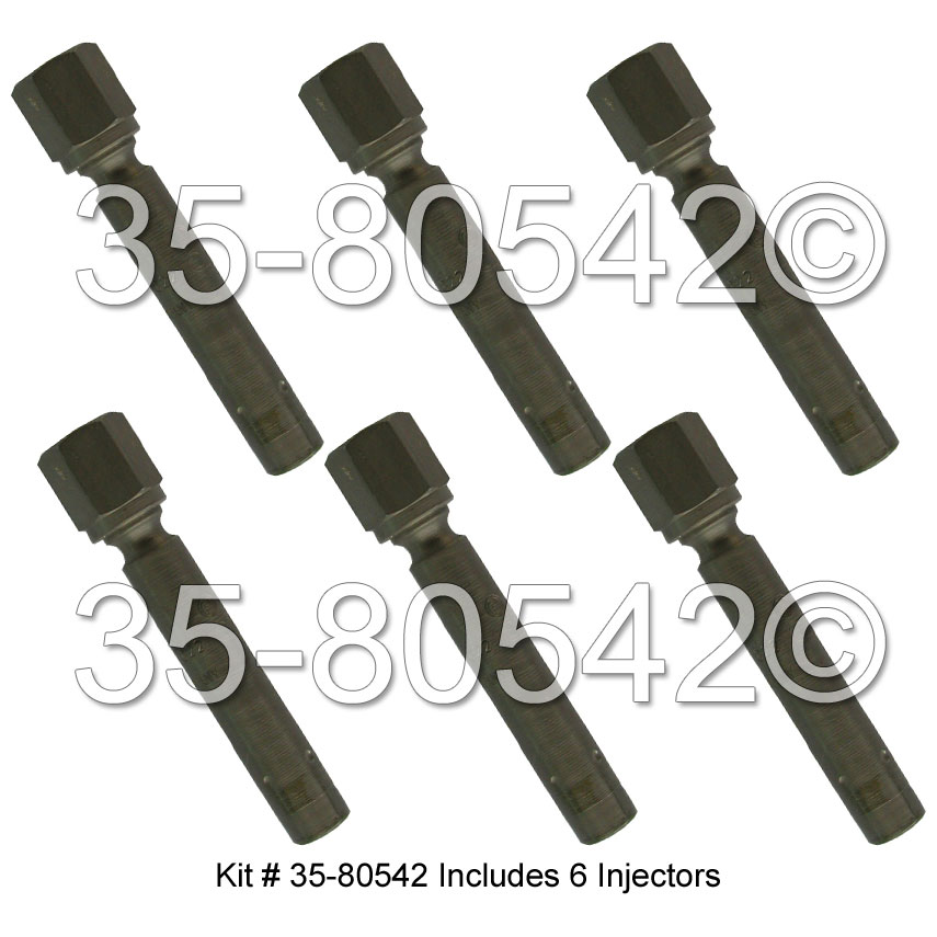 Volvo 760                            Fuel Injector SetFuel Injector Set