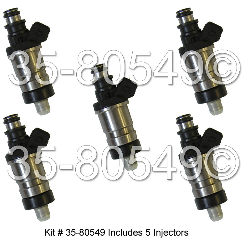 Acura Vigor                          Fuel Injector SetFuel Injector Set