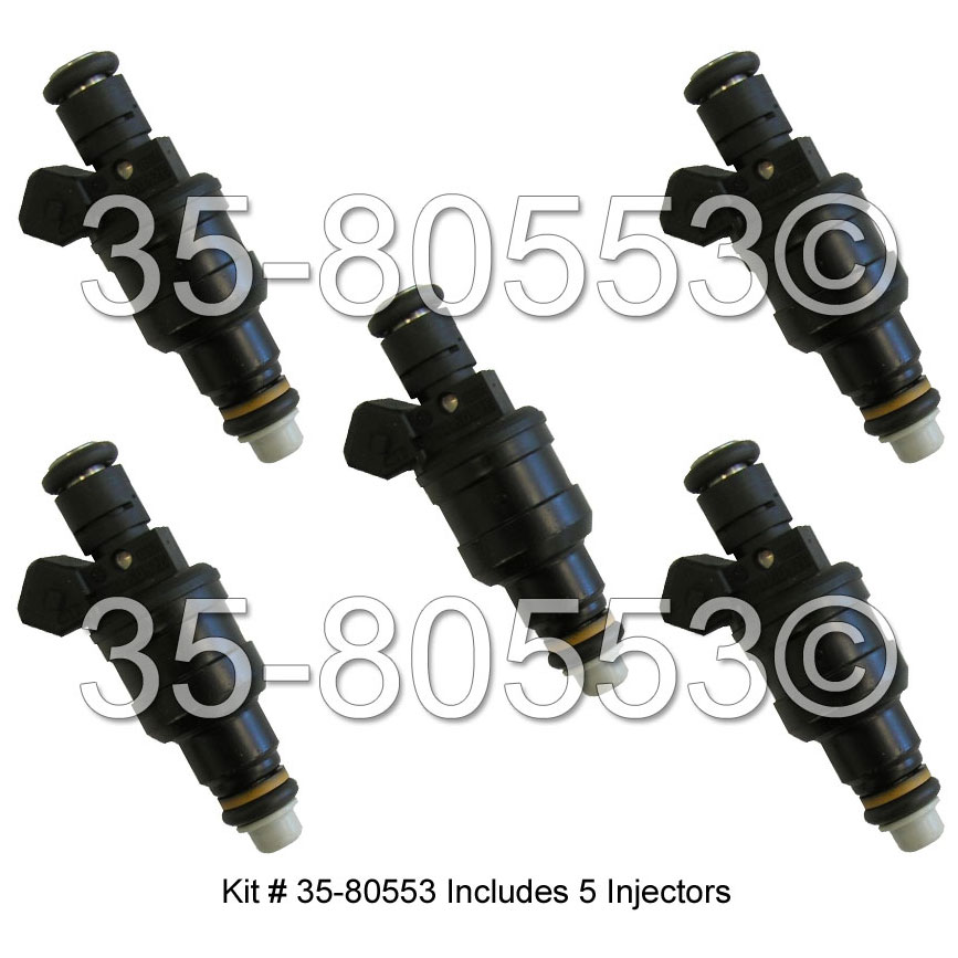 Audi S6                             Fuel Injector SetFuel Injector Set