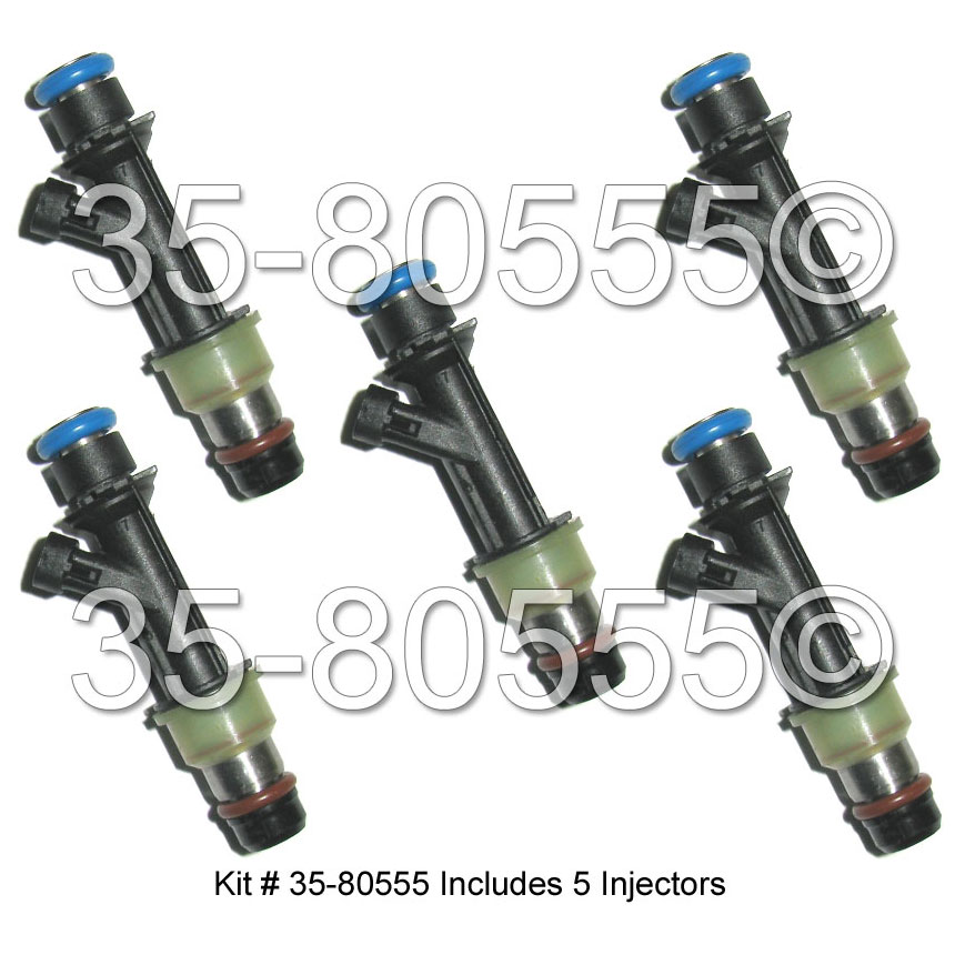GMC Canyon                         Fuel Injector SetFuel Injector Set