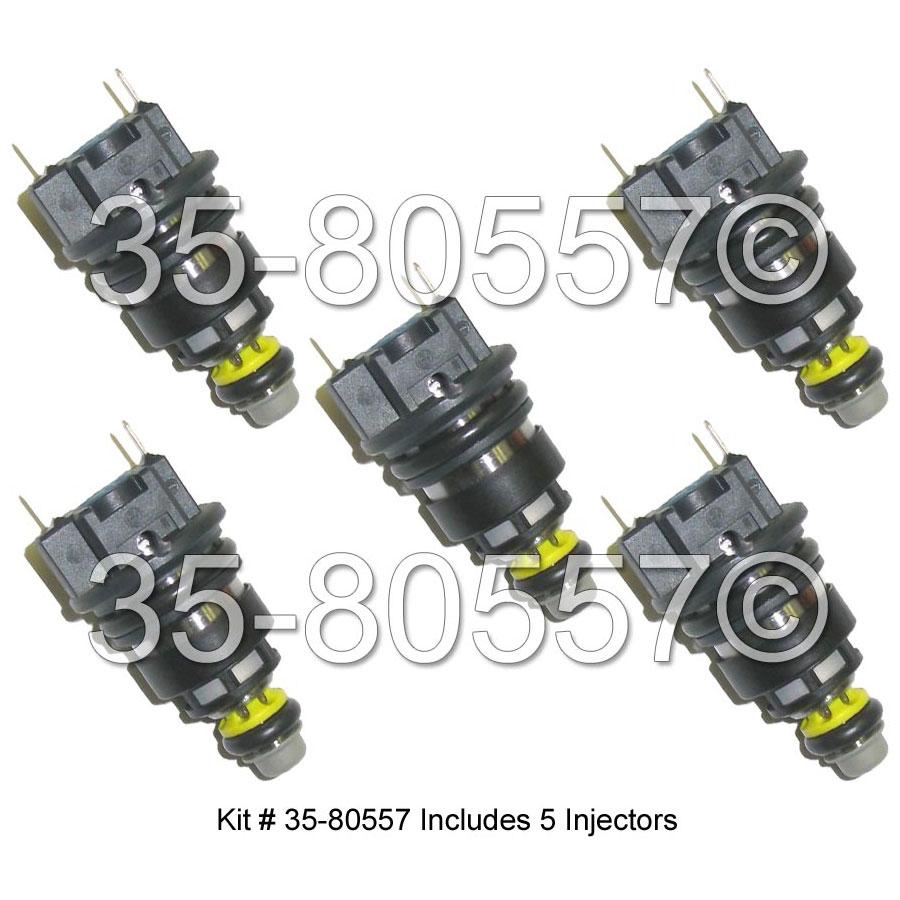 Volkswagen Eurovan                        Fuel Injector SetFuel Injector Set
