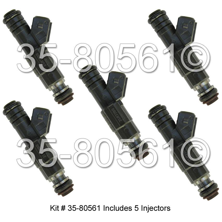 Volvo 850                            Fuel Injector SetFuel Injector Set