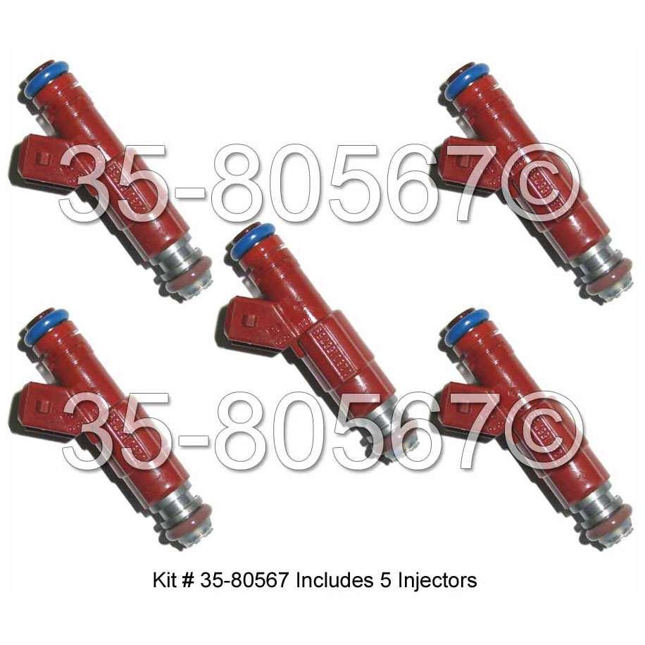 Volvo S70                            Fuel Injector SetFuel Injector Set