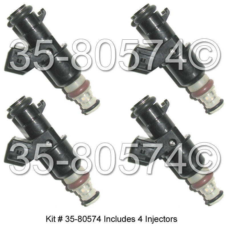 Acura RSX                            Fuel Injector SetFuel Injector Set