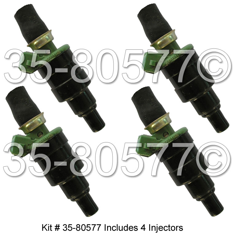 Porsche 912E                           Fuel Injector SetFuel Injector Set