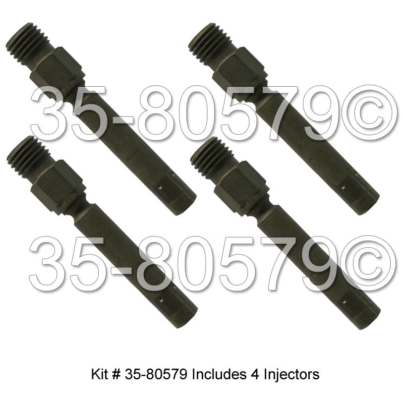 Audi Fox                            Fuel Injector SetFuel Injector Set