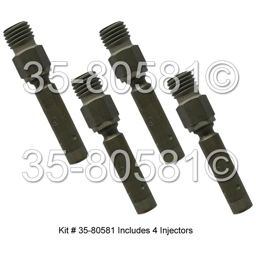 Audi 100                            Fuel Injector SetFuel Injector Set