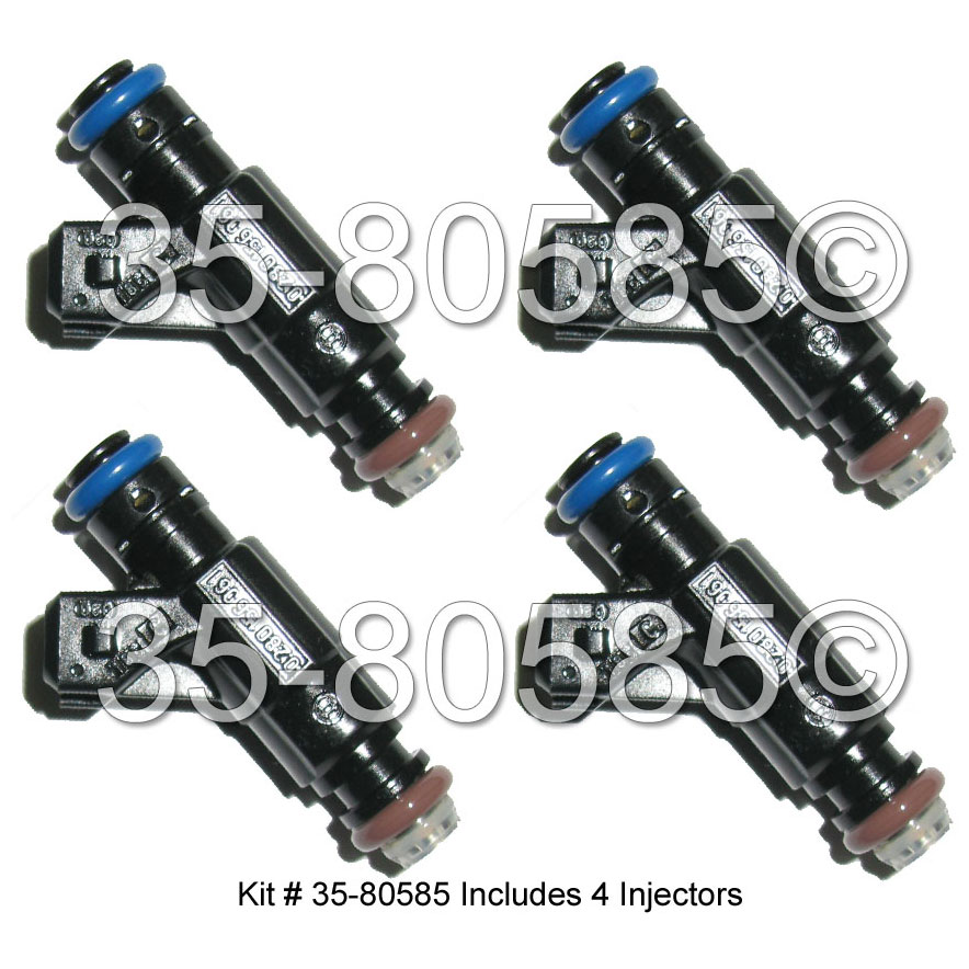 Audi TT                             Fuel Injector SetFuel Injector Set