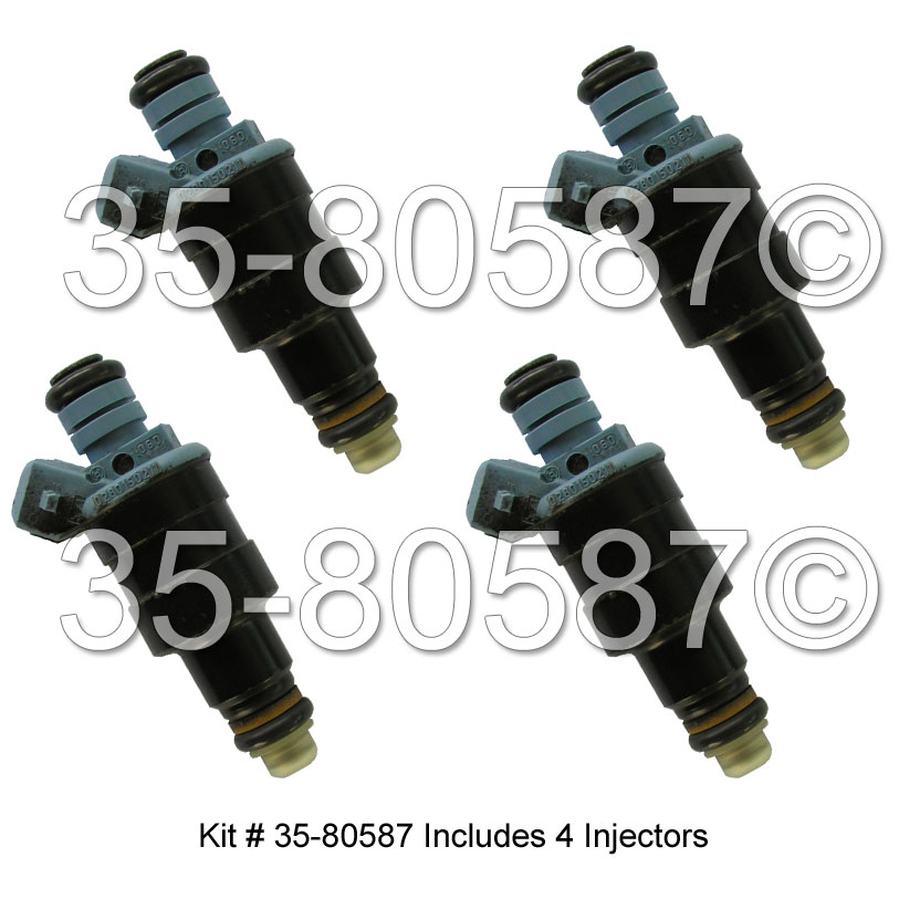 BMW 318i                           Fuel Injector SetFuel Injector Set