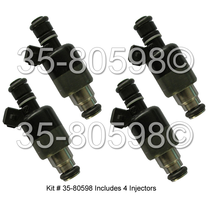 Chevrolet Beretta                        Fuel Injector SetFuel Injector Set