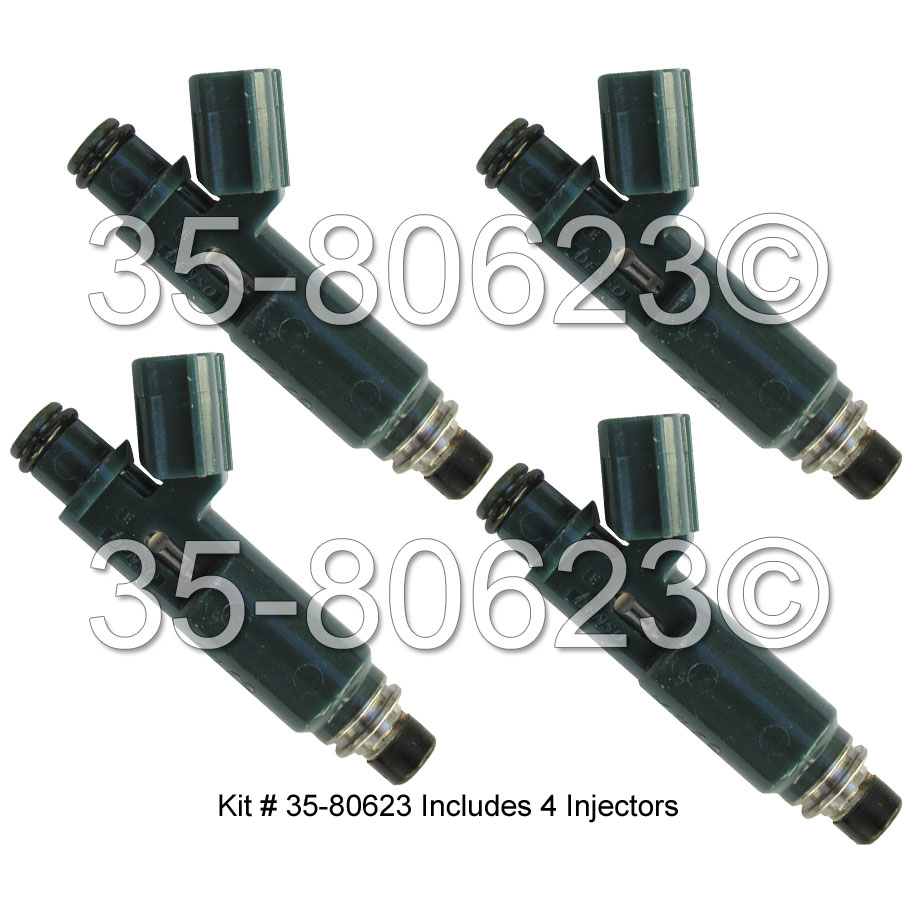 Chevrolet Prizm                          Fuel Injector SetFuel Injector Set