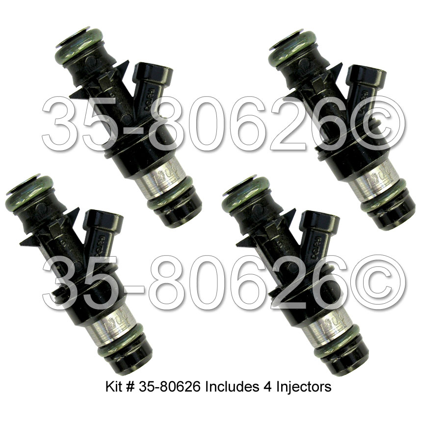 Chevrolet Cavalier                       Fuel Injector SetFuel Injector Set