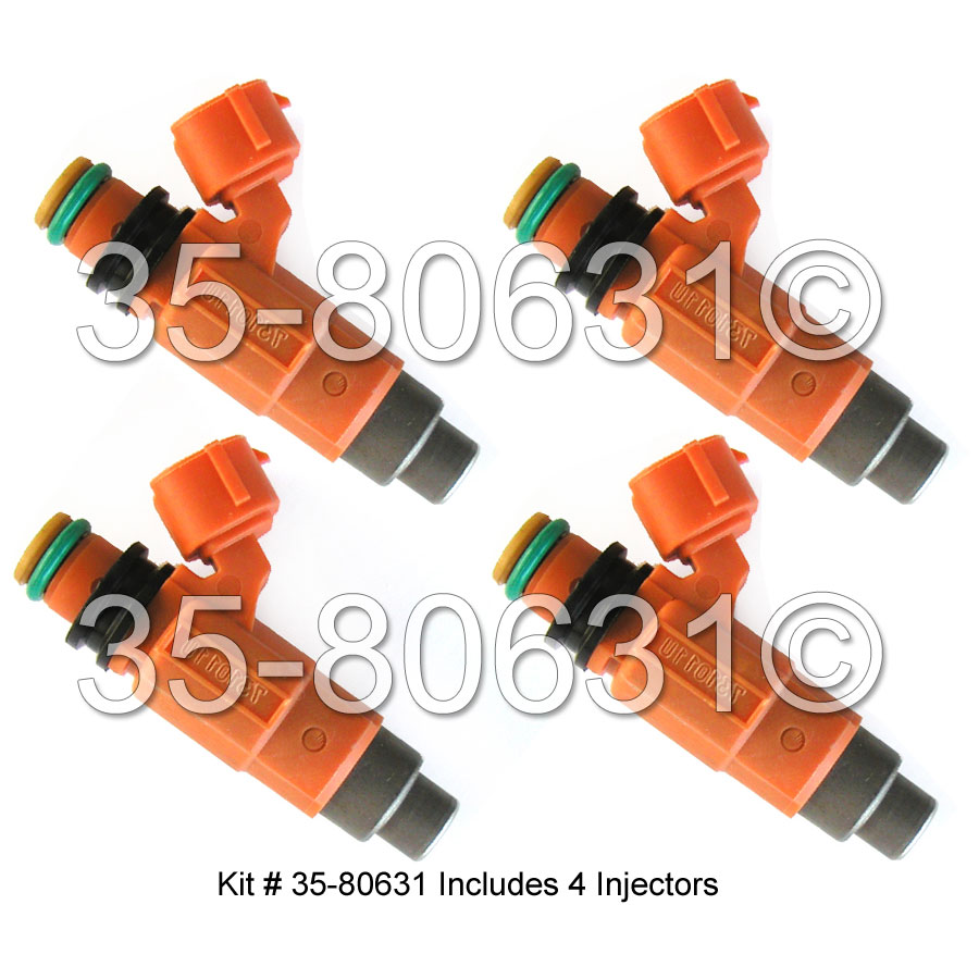 Mitsubishi Eclipse                        Fuel Injector SetFuel Injector Set